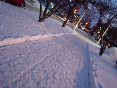 Lincoln, NE, January 2005.